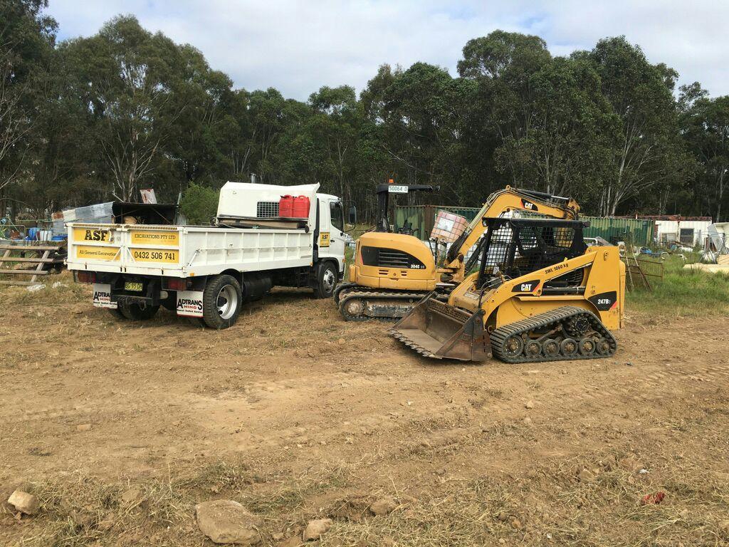 Excavation Campbelltown