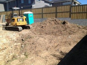 Ressidential Excavation Campbelltown