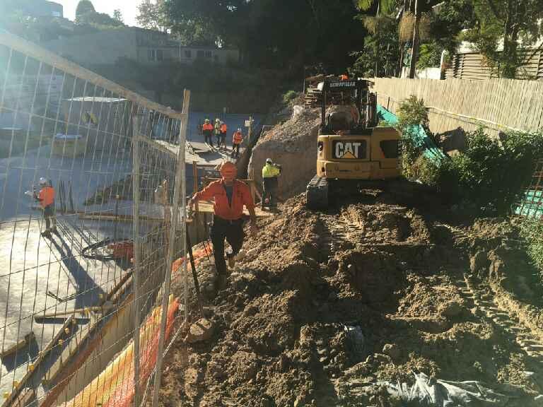 Cambelltown Excavation