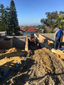 Digging Campbelltown