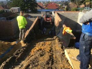 Excavating Campbeltown Surrounds