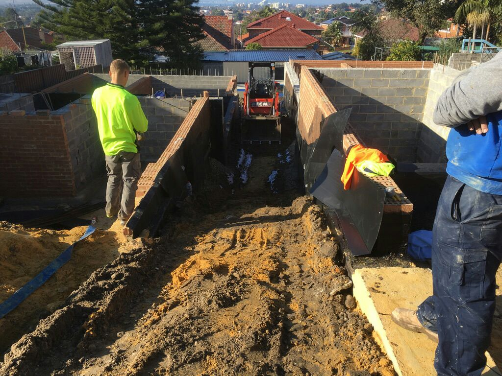 Excavating Campbeltown Surrounds
